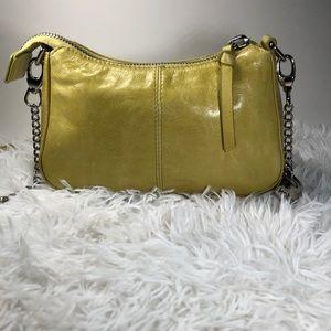 HOBO INTERNATIONAL Lime Green Yellow Shoulder Bag